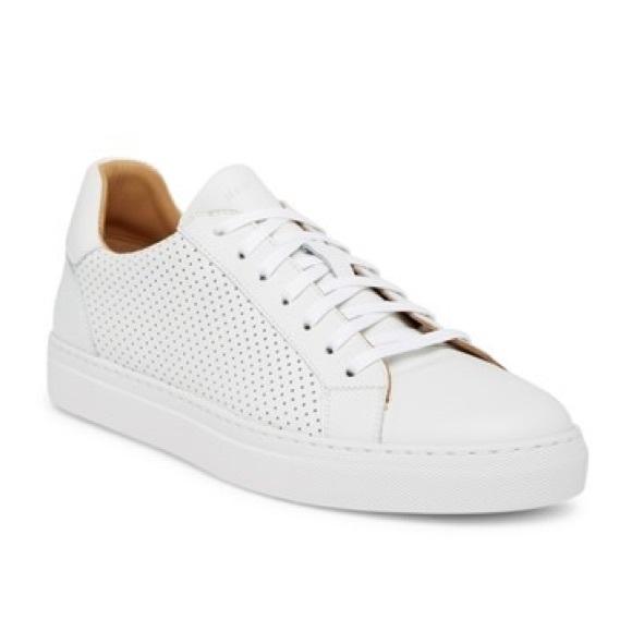 Magnani Jose Leather Sneaker   Poshmark